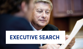 Executive search przycisk
